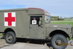 M725 Ambulance