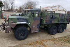 M35A3 2 1/2 Ton 6x6 cargo truck