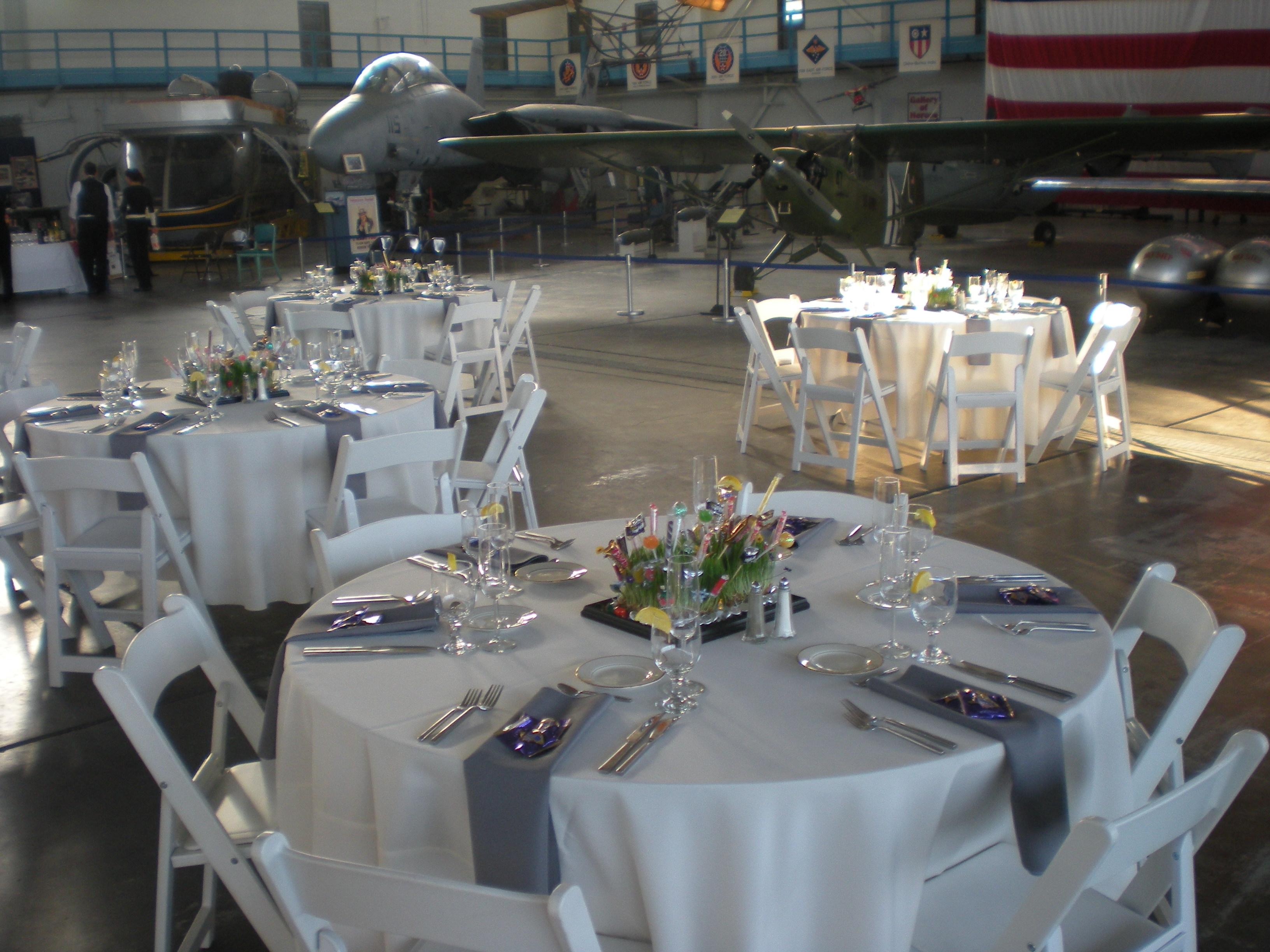Hangar Hall Rental