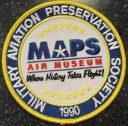 Military Aviation Preservation Society Patch