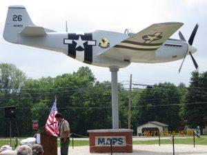 P-51 BSA