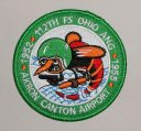 112TH FS Ohio ANG Patch