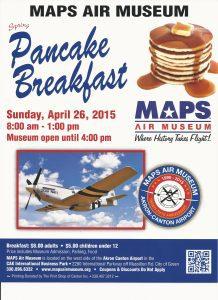 2015 Spring Pancake
