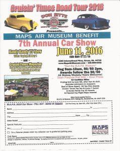 2016 Annual Car Show