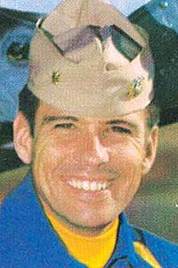 Lt. Cmdr. Stuart Powrie