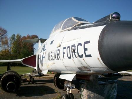 McDonnell F-101F
