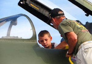 Air Academy hands-on training