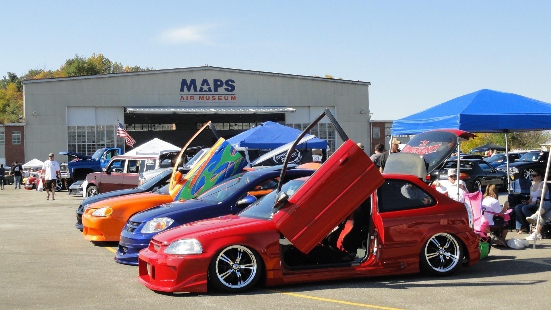 GO For Tomorrow Th Annual Car Show MAPS Air Museum - Car show tomorrow