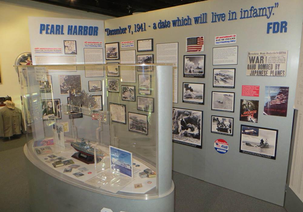 Pearl Harbor Display