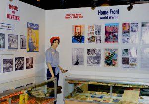 Rosie the Riveter Display