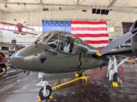 """Grumman OV-1A """"Mohawk"""""""