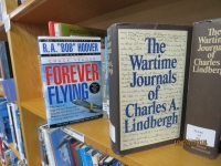 Journals of Charles A. Lindbergh.
