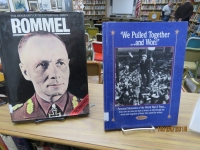 Not just U.S. History either, find out about Rommel.