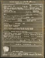 MILITARY RECORD MICROFILM