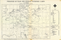 Sewell POW Camps map