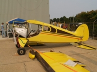"Akron Aircraft ""Funk Model B-75"""
